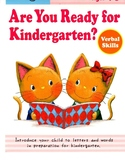 KUMON - Are You Ready for Kindergarten? - 4-5y - Verbal Skills
