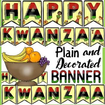 KWANZAA: BANNERS