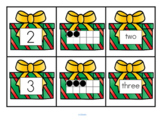 KWANZAA Number Matching Cards 0-10  FREE