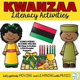 Kwanzaa Songs, Poems, Readers Theater or Music Program and Literacy Activities