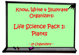 KWI Organizer - Life Science Pack 1: Plants