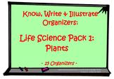KWI Organizer - Life Science Pack 1: Plants