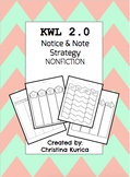 KWL 2.0:  NONFICTION Notice & Note