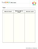 KWL Chart- Graphic Organizer