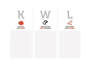 STEM KWL Form