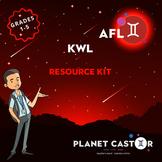 KWL Kit | Provoke Learning | Grades 1-5