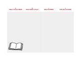 KWL-S Chart Graphic Organizer