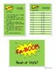 KaBoom: Noun or Verb