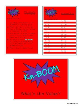 KaBoom: What's the Value?
