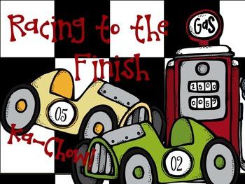 Ka-Chow! Racing Classroom Theme