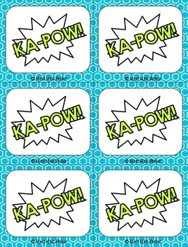 Multiplication Kapow - Math Game / Center Common Core