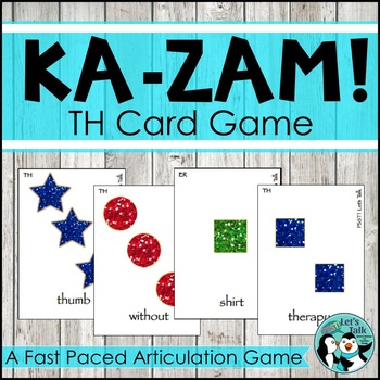 KaZAM!  - Articulation Game for TH