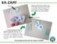 KaZAM! - Vocalic R Card Game for Speech Therapy
