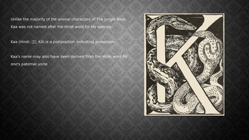 Kaa The Snake Info On 1 Character From The Jungle Book