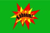 Kaboom! 8th Grade Math Review Board Game