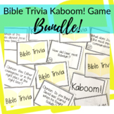 Kaboom! Bible Trivia Game GROWING BUNDLE