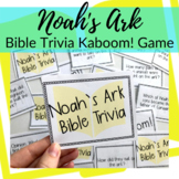 Kaboom! Bible Trivia Game for Noah's Ark