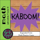Kaboom - Expanded Form