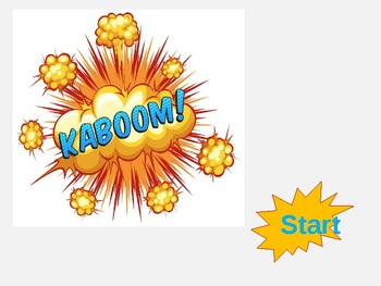 Kaboom! Game for 5th grade Zearn/Eureka Math/Engage NY Mid-Module 2 Reivew