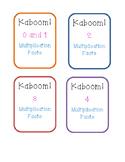 Kaboom Label