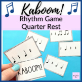 Kaboom! Level 1 Rhythm Game for ta, titi, and rest