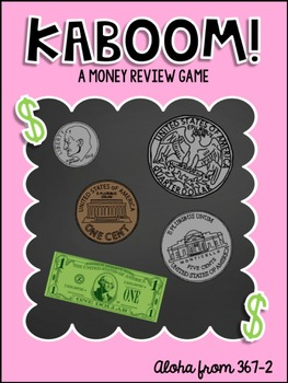 Kaboom Money Game