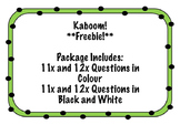 Kaboom - Multiplication