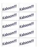 Kaboom!!! Prime Factorization