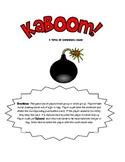 Kaboom!  Types of Sentences Game!