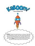 Kaboom!  Types of Sentences Game! 2nd Version New Game