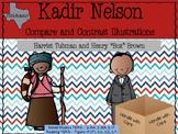 Kadir Nelson Foldable Compare and Contrast ~FREEBIE~ TEKS Based!
