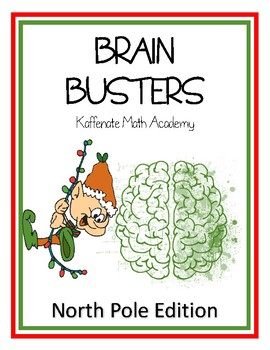 Kaffenate BRAIN BUSTERS--North Pole Edition