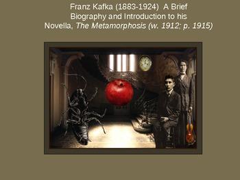 Kafka THE METAMORPHOSIS Part 2