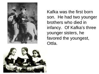 Kafka THE METAMORPHOSIS Power Point Part 1