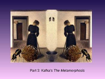 Kafka THE METAMORPHOSIS Power Point Part 3