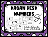 Kagan Desk Numbers