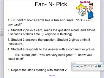 Kagan Fan-N-Pick Smartboard