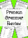 Find Someone Who: Pronoun Grammar Review