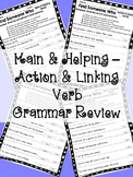 Find Someone Who: Verb Grammar Review