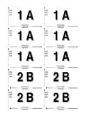 Kagan Grouping Labels for Individual Students