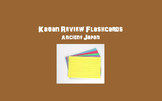 Kagan Review Flashcards – Ancient Japan