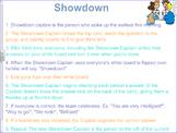 Kagan Showdown
