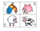 Kagan Style Farm Themed Cooperative Learning Mat