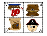 Kagan Style Pirate Themed Cooperative Learning Mat