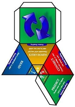 Rotate Reading Pyramid