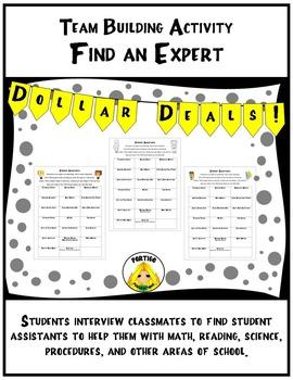 Dollar Deals #6 Team Building: Find an Expert
