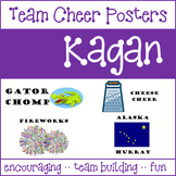 Kagan Team Cheer Posters