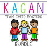 Kagan Team Cheer Posters BUNDLE