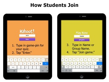 Kahoot Teacher User Guide