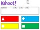 Kahoot and AVID Exit Tickets